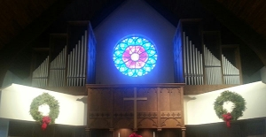 Ascension Episcopal Church organ