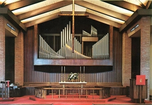 Chapelwood Methodist Church Organ