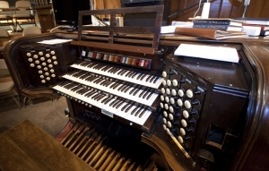 Congregation Beth Israel Organ
