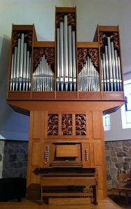 Church of the Epiphany organ