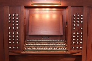 Foundry UMC organ