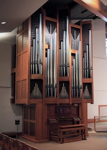 Gloria Dei Lutheran Church Organ