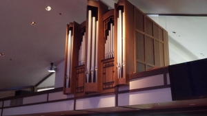 Memorial Drive Presbyterian Church Chapel organ