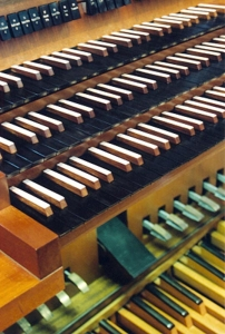 St Vincent de Paul organ