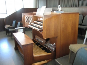 University of Houston Chapel Organ