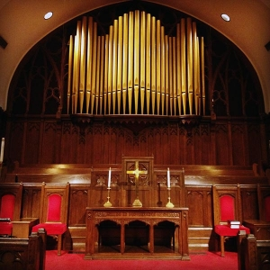 Grace Presbyterian Church Chapel Organ