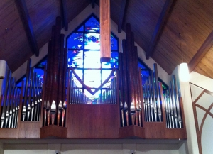 First United Methodist Church Sugar Land organ