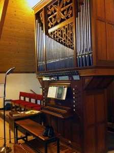 Mount Olive Lutheran Church Organ