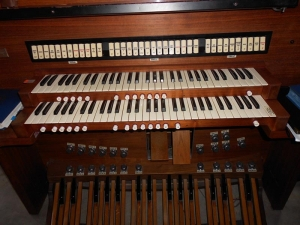 Northwoods Presbyterian  Church Organ