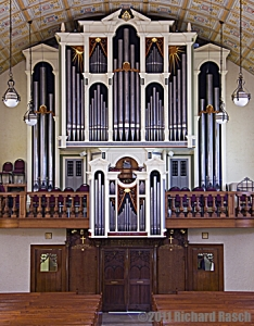 Palmer Memorial Episcopal Church Organ