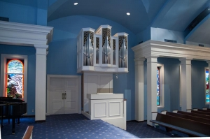 Second Baptist Church - Chapel  Organ