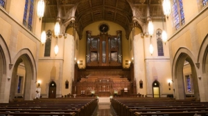 St Paul United Methodist Sanctuary 2