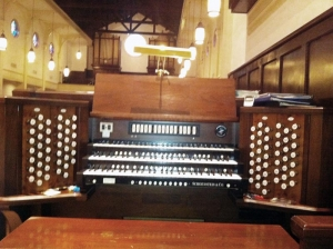 St Thomas Episcopal Church Organ