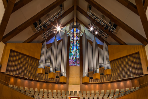 Tallowood Baptist Worship Center organ