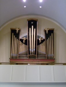 Terrace United Methodist Church Organ