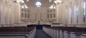 Second Baptist Old Sanctuary