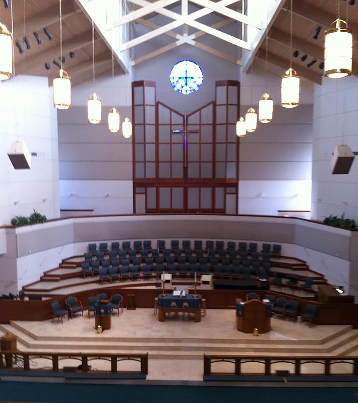 First United Methodist Church – Conroe – American Guild of Organists