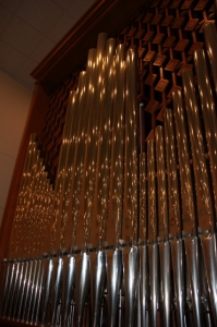 Living Word Lutheran Church organ