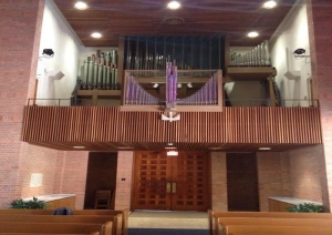 Rice University Chapel Organ