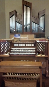 St Dunstans Episcopal Church Organ