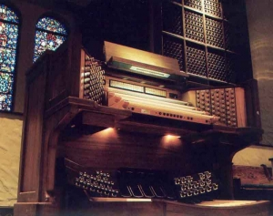 St Matthew Lutheran Church Organ