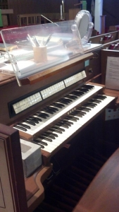 Memorial Drive Lutheran Church Organ