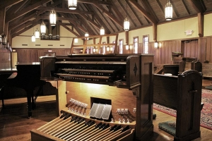 St. Andrew's Episcopal Church Organ